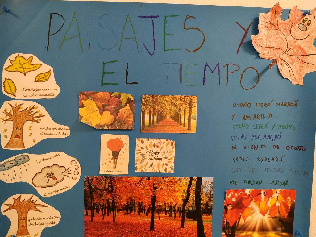 Proyecto Otoño de Primaria del Colegio Las Rosas de Madrid_2