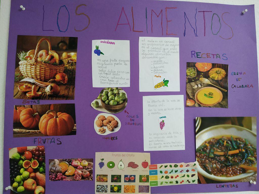 Proyecto Otoño de Primaria del Colegio Las Rosas de Madrid_3
