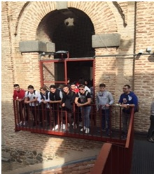 Excursión a Toledo de 2º de Bachillerato del Colegio Las Rosas de Madrid_4