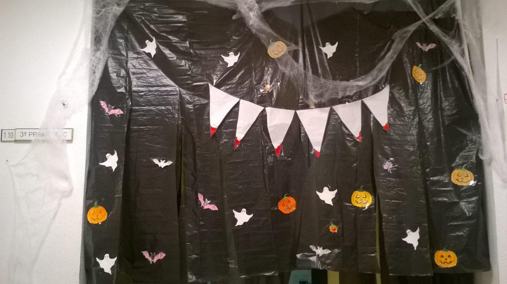 Halloween de Primaria y Secundaria del Colegio Las Rosas de Madrid_7