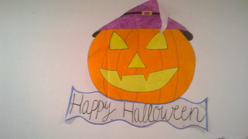 Halloween de Primaria y Secundaria del Colegio Las Rosas de Madrid_8