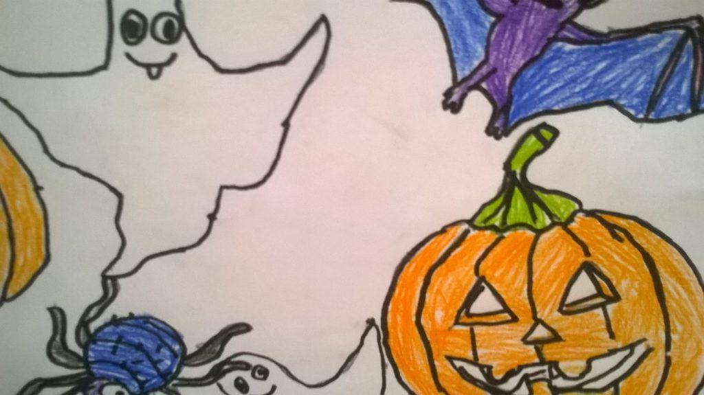 Halloween de Primaria y Secundaria del Colegio Las Rosas de Madrid_9