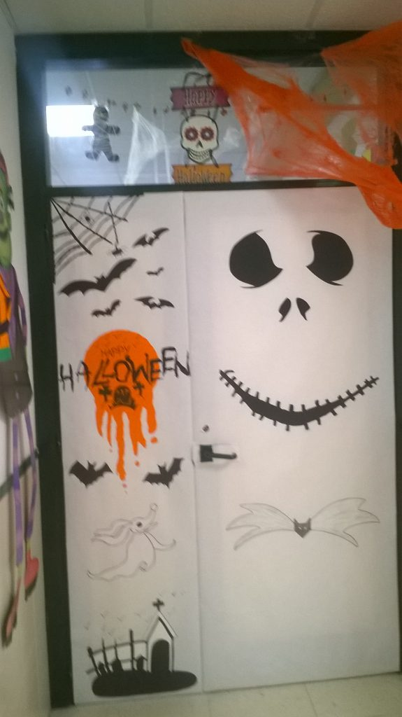 Halloween de Primaria y Secundaria del Colegio Las Rosas de Madrid_13