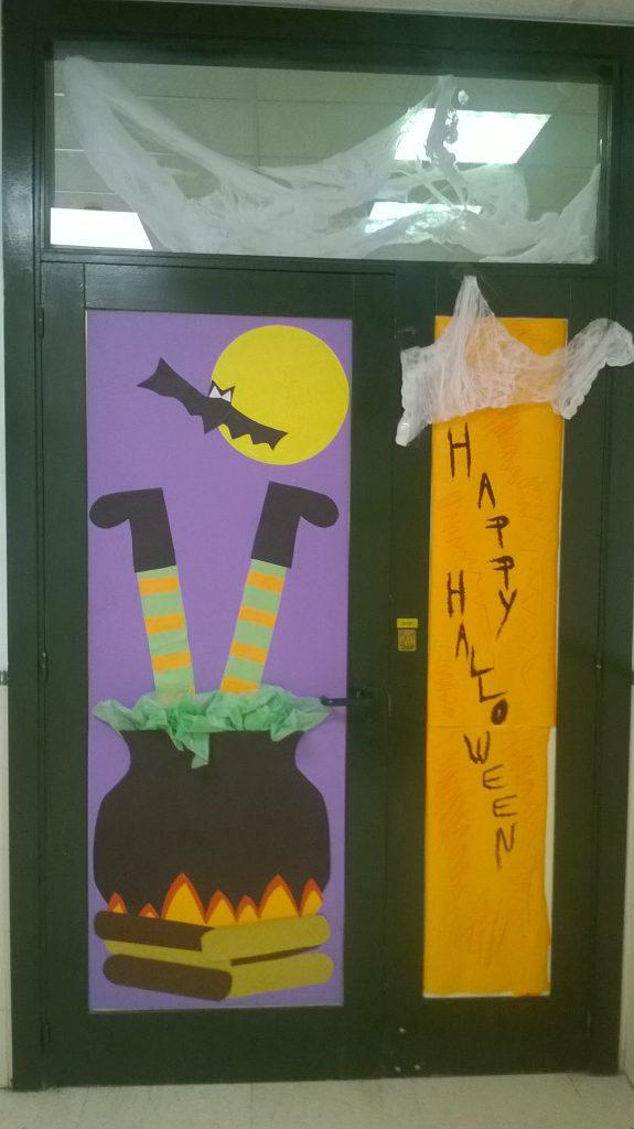 Halloween de Primaria y Secundaria del Colegio Las Rosas de Madrid_14