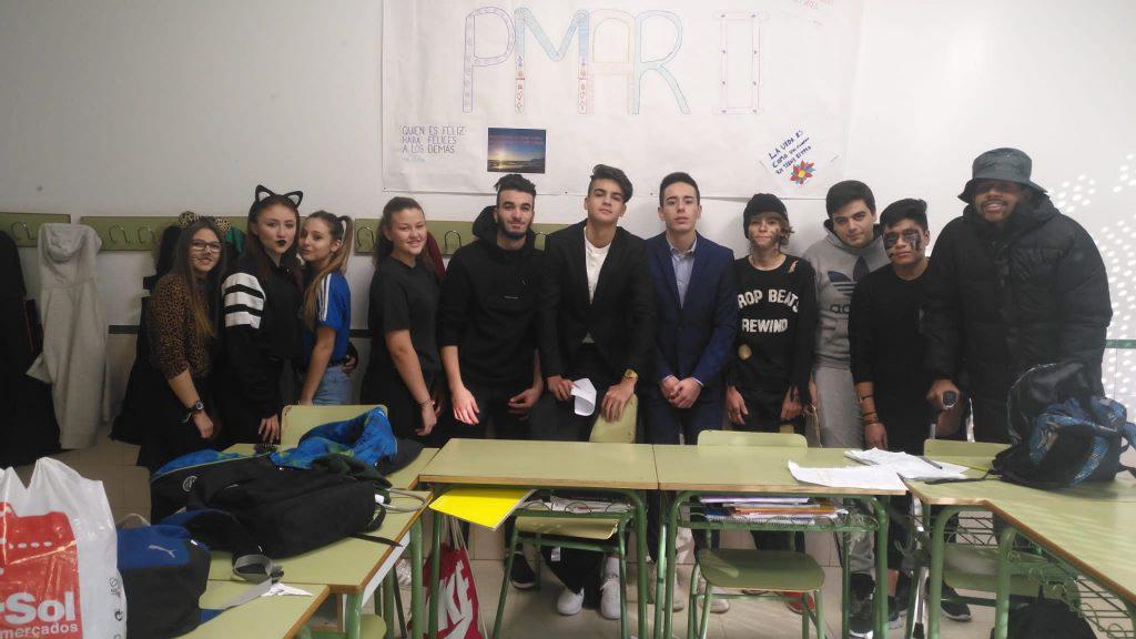 La escapada Cuentacuentos Secundaria Colegio Las Rosas de Madrid_4
